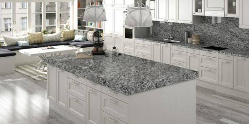 Cu nto cuesta una encima de cocina marmoler a piedra lisa Mejor material para encimeras de cocina